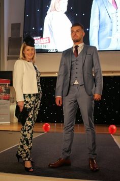 Going to the races . from Dorothy Perkins & Burtons Fashion Show, Fashion Tips, Formal, Stylish, Pants, Fashion Hacks, Preppy, Trouser Pants, Fashion Advice