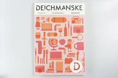 Deichmanske Main Library on Branding Served