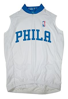 f0c4195056d NBA Philadelphia 76ers Womens Sleeveless Home Jersey Small White * For more  information, visit image