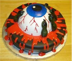 Design ideas for cakes for HALLOWEEN