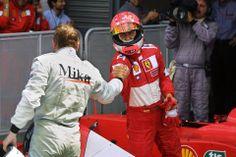 Miss their battles? Hakkinen vs. Schumacher