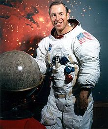 Jim Lovell CMP Apollo 8 Commander Apollo 13