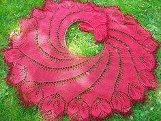 Ravelry: Begonia Swirl pattern by Carfield Ma Free Pattern