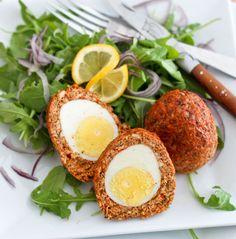 Paleo Scotch Eggs #paleo #primal #food #recipe