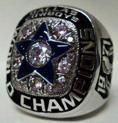 1971 Dallas Cowboys Super Bowl XII Championship Ring Dallas Cowboys Rings, Football Rings, Cowboys 4, Dallas Cowboys Football, Cowboys Apparel, Football Humor, Sport Football, Sports Teams, Champs