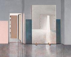 reflections and possibilities Reception Halls, Reception Rooms, Empty Room, Ballrooms, Art Studios, Ramen, Art Ideas, Paintings, Interiors