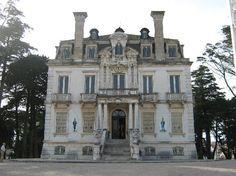 Figueira da Foz, Portugal: Mayor's Palace.