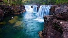 HD Widescreen waterfall wallpaper, 594 kB - Dreama Archibald