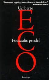 Bildresultat för umberto eco foucaults pendel
