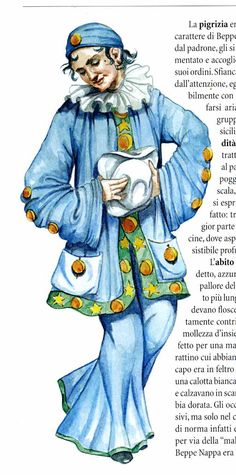64 Best Art Commedia Dellarte Images Drawings Theater Clowns
