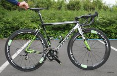 The bikes of the #TourdeFrance #tdf #cannondale