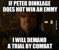 He stole the last GOT episode...for sure