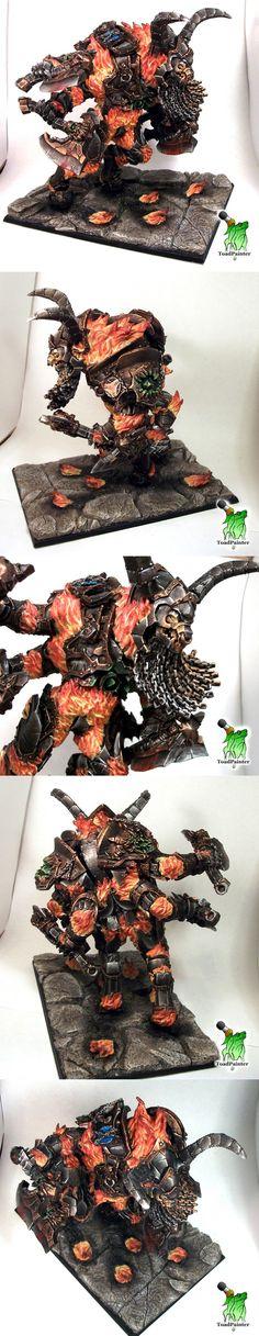 chaos dwarf k'daai destroyer