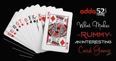 What Makes Rummy an Interesting Card Game