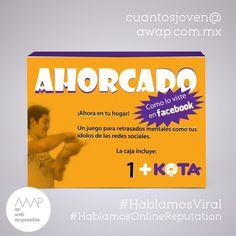 """Ahorcado: nivel +kota""  Idea creativa @davichobandazza Copy's @reneanzorena @tahusin @davichobandazza Artes @reneanzorena Agencia: awap.com.mx  #maskota #maskotastore #maskotamaltrataanimales #maskotamata  #HablamosDigital #HablamosViral #HablamosDiseño #HablamosCliente  #creative #true #awappers #digitalmarketing #digitalagency #mexico #df #designPorn #AWAP #html #css #responsivo #OnlineReputation #marketingdigital #agenciadigital"