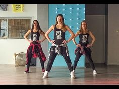NO - Cover by Brianna Leah - Easy Dance Choreography Fitness - YouTube
