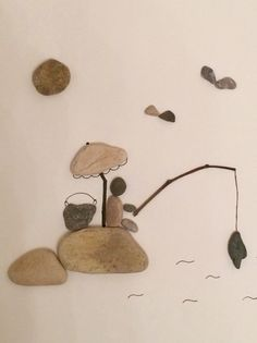 Pebble art by gulsum