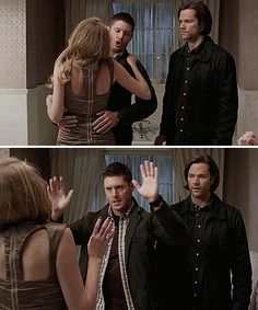 [gifset] 10x06 can u really blame the girl for trying?  Cause if I could I'd to the same damn thing.