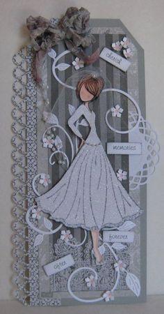 Sweet Irene's Inspirations: Wedding Tag