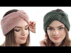 Woolen Sweater Design, Baby Knitting Patterns, Crochet Patterns, Tatting Jewelry, Knitted Hats, Hello Kitty, Winter Hats, Head Bands, Embroidery Patterns