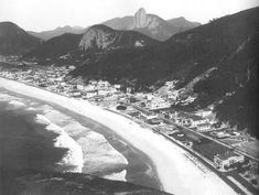 Praia de Copacabana 1918