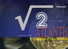 "Check out my @Behance project: ""book cover Atlantis Diantara Fiksi & Fakta"" https://www.behance.net/gallery/46829241/book-cover-Atlantis-Diantara-Fiksi-Fakta"
