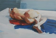 Figure Painting Alla Prima - Demonstration Two by Philip Tyler