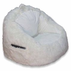 Faux Fur Bean Bag Chair 2485 DOP Liked On Polyvore Featuring Home