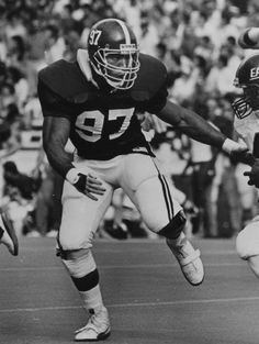 A member of the College Football Hall of Fame, Bennett was one of the game's best defenders. A hard-hitting big-play machine, Bennett is one of just two Bama players to be named a first-team All-American three times (1984-86). He won the Lombardi Award in 1986 and picked up three first-place votes in Heisman voting. Alabama Crimson Tide.