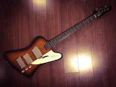 もじょのサンダーバード 94' Gibson  thunderbird vintage mod