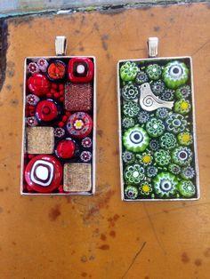 Creative Glass Guild Mosaic Pendant Workshop