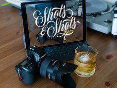 Shots & Shots by Ryan Hamrick #Design Popular #Dribbble #shots
