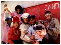 Word Life Production - Classic Hip Hop legends Grandmaster Flash and the Furious Five.