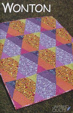 Wonton Quilt Pattern