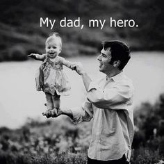 My dad, my hero... #parenting