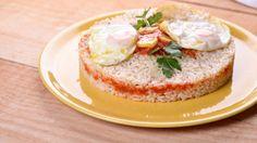 En el capítulo 30 del programa de televisión Cocina de familia T2, la cocinera Elena Aymerich prepara esta receta de Arroz a la cubana en capas. Aunque el...