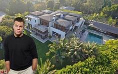 Confirmed: Matt Damon Buys 'Best House in Pacific Palisades'