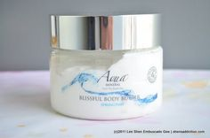Shen's Beauty Blog: Makeup, Skincare, Tutorials, Reviews and Features: Aqua Minerals Body Butter and Body Scrub | The Best Gift for Moms