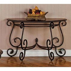 Found It At Wayfair   Crowley Console Table
