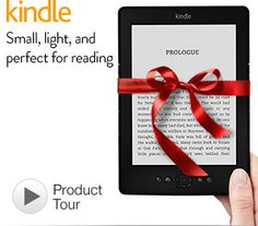 Kindle - Best-Selling E-reader - Only $89