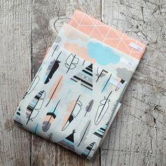 Zbytkový balíček dekoračních látek Týpí a pírka | BavlnenySen.cz Pastel, Scrappy Quilts, Cake, Crayon Art, Melting Crayons
