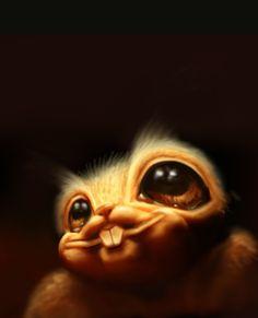 chubby bunny by JasonJacenko on deviantART