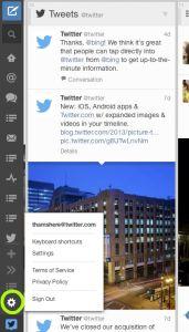 Managing Multiple Accounts on Tweetdeck