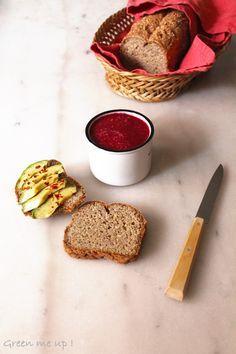 pain magique protéiné facile sain protéines végétales vegan