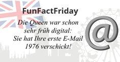 #FunFactFriday bei THE BRITISH SHOP: Die Queen war schon sehr früh digital: Ihre erste E-Mail hat sie bereits 1976 verschickt! http://www.computerhistory.org/timeline/1976/  Bildnachweis: © ojal -www.kozzi.com; © leonido - www.kozzi.com; © kiddaikiddee -www.kozzi.com