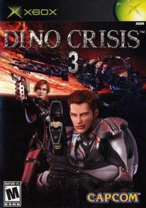 Dino Crisis 3 - Xbox Game