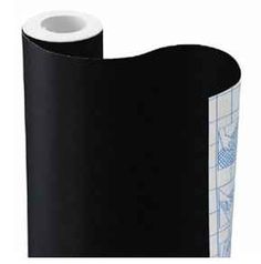 "Chalkboard Contact Paper $6.91 for a 6' Roll. Use this to make anything ""Chalkboard"" without Paint :)"