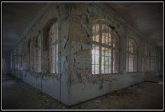 Beelitz Heilstätten by Anders V. Tøftemo (work, work, work), via Flickr