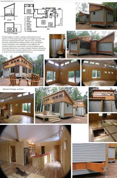 Prefab Tiny House view in gallery tiny prefab house in steel that can be assembled in 3 hours prefab tiny house with The Most Inspiring Tiny House Yet Modular Prefab Based On 14x14
