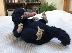 Niffler Crochet Tutorial